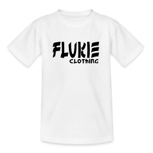 Flukie Clothing Japan Sharp Style - Teenage T-shirt