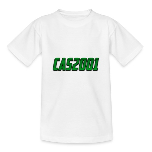 cas2001 - Teenager T-shirt