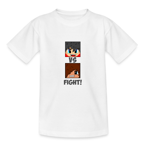 The Pixel FIGHT! - Teenage T-Shirt