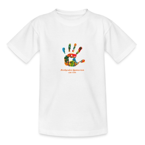 Schule ohne Rassismus Schule mit Courage - Teenager T-Shirt