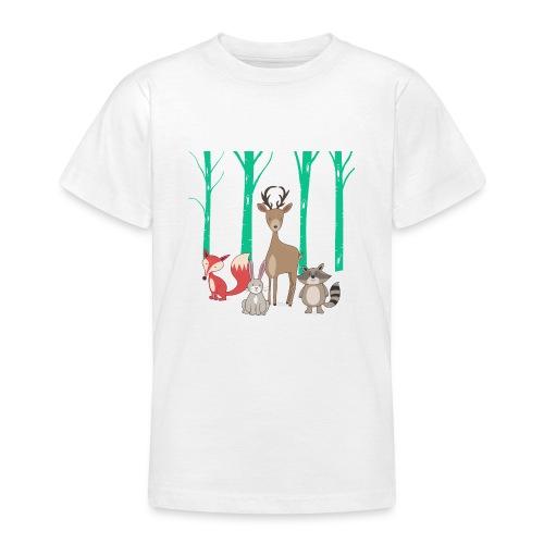 Las body dziecko - Koszulka młodzieżowa