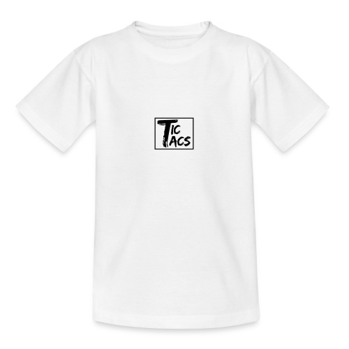 Tictacs Merch - Teenage T-Shirt