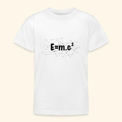 e=m.c^2 - T-shirt Ado