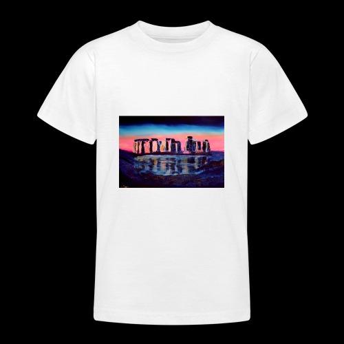 Stonehenge - Teenager T-Shirt