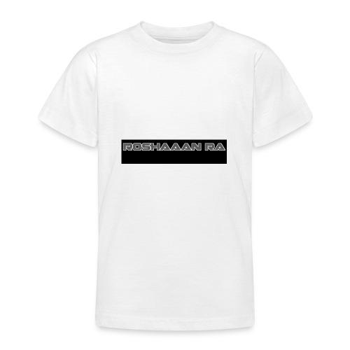 RoshaanRa - Teenage T-Shirt