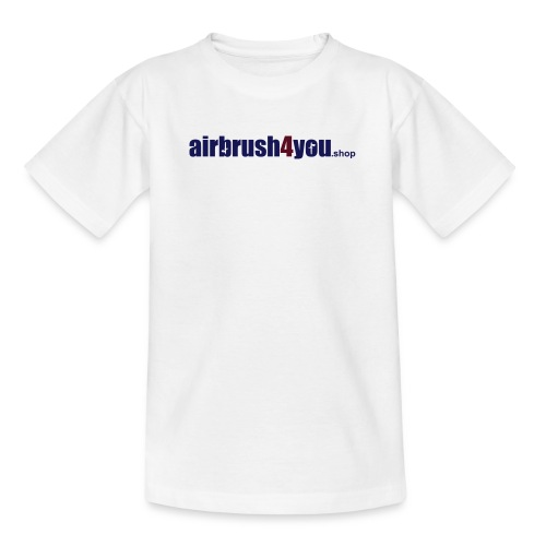 Airbrush Shop - Teenager T-Shirt