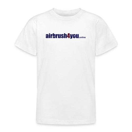 Airbrush Shop - Airbrush4You - Teenager T-Shirt