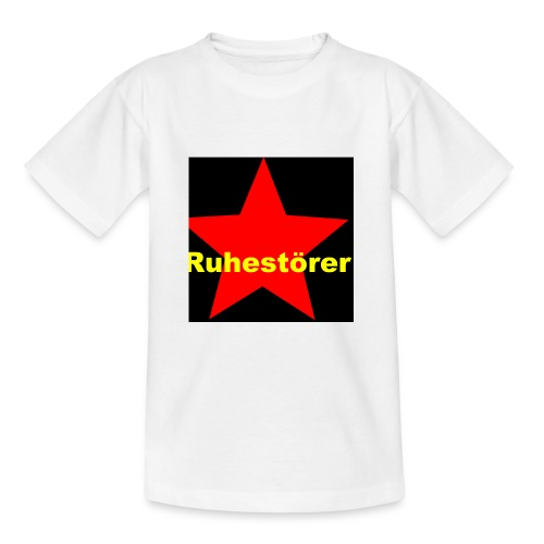 Ruhestörer - Teenager T-Shirt