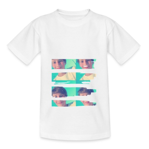 Youtuber IvanDelPrincipe - Maglietta per ragazzi