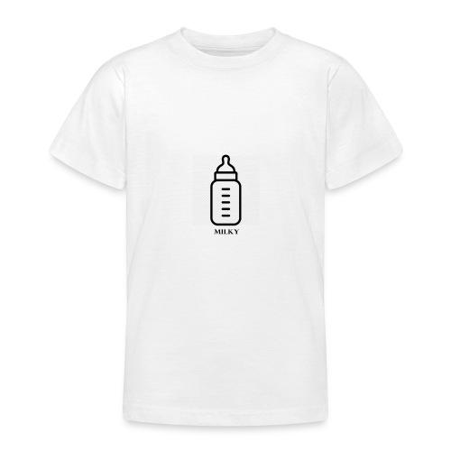 MILKY1 - Teenager T-shirt