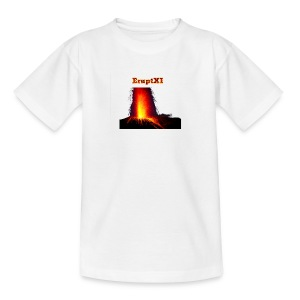 EruptXI Eruption! - Teenage T-shirt