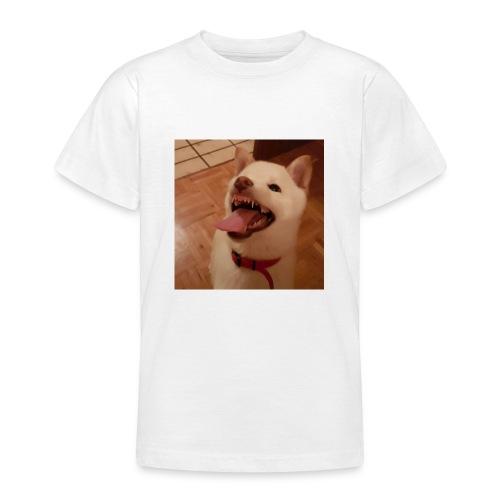 Mein Hund xD - Teenager T-Shirt