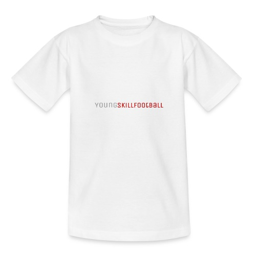 YoungSkillFootball - Teenager T-Shirt