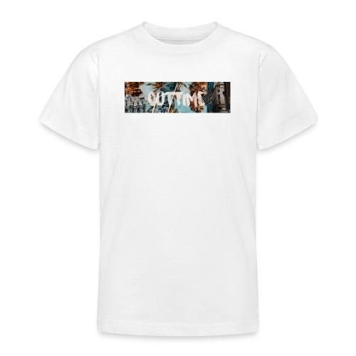 OutTime Capture IT Merch design - Teenager T-Shirt