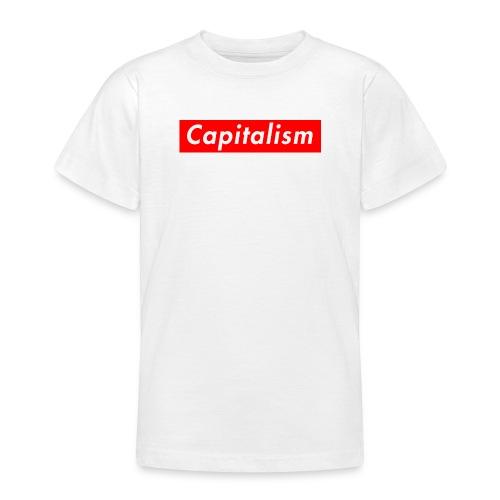 Soupreme capitalist - Teenage T-shirt