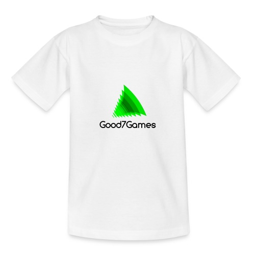 Good7Games logo - Teenager T-shirt
