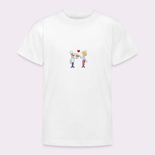 cheffs - Camiseta adolescente