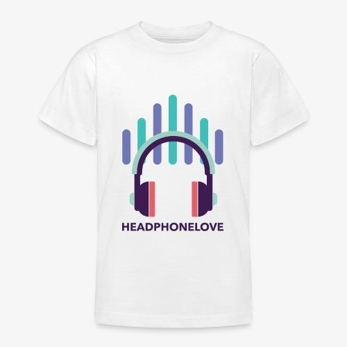 headphonelove - Teenager T-Shirt