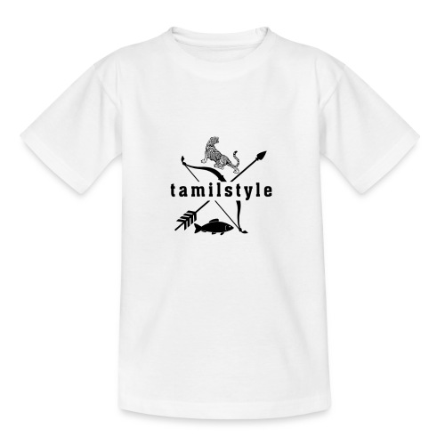 tamilstyle - Teenager T-Shirt