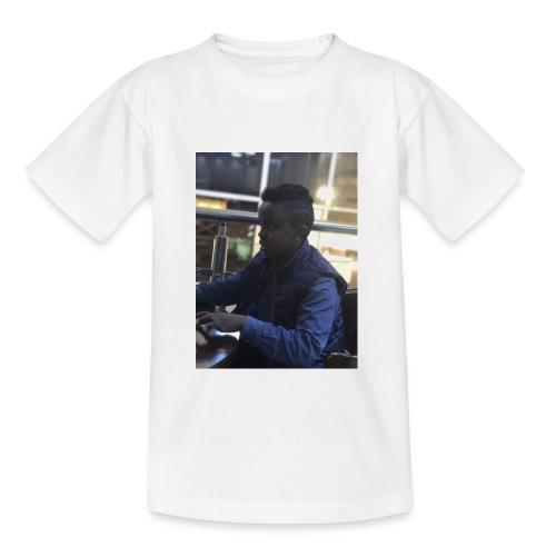 Yafet Takele - T-skjorte for tenåringer