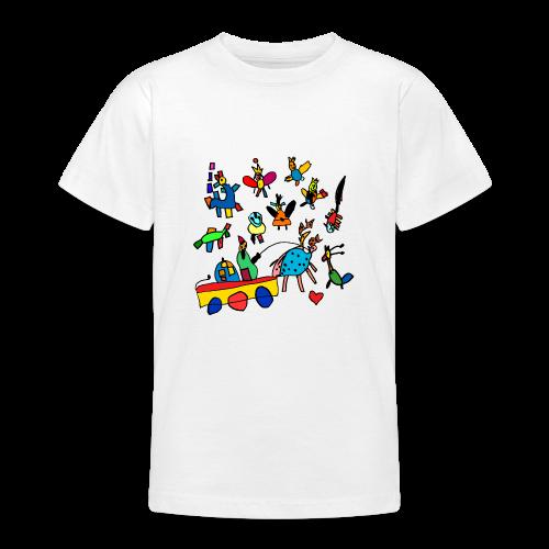 kidsworld - Teenager T-Shirt