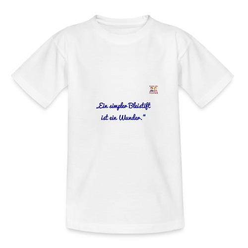 Bleistift 2 - Teenager T-Shirt