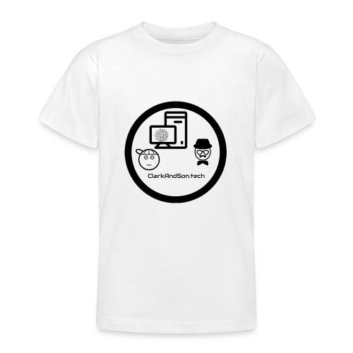 ClarkAndSon - Teenage T-Shirt