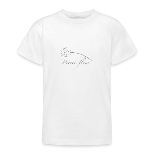 petite fleur - T-shirt Ado