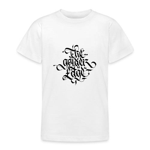 The Golden Edge Logo - Maglietta per ragazzi