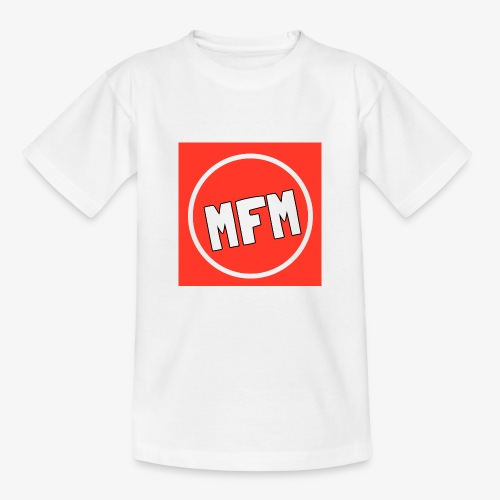 MrFootballManager Clothing - Teenage T-shirt