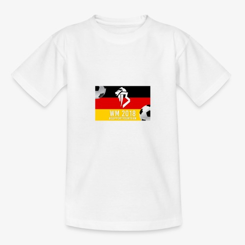 BaNg Logo + Bälle - Teenager T-Shirt