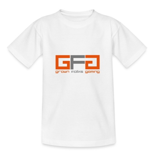 Grown Folks Gaming Official Tshirt - Teenage T-Shirt