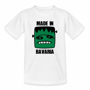 Fonster made in Bavaria - Teenager T-Shirt