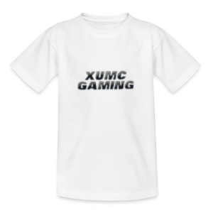 xUMC Gaming - logo 2 - Teenage T-shirt