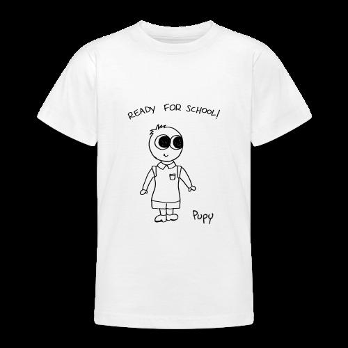 Pupy: ready for school! boy - Maglietta per ragazzi