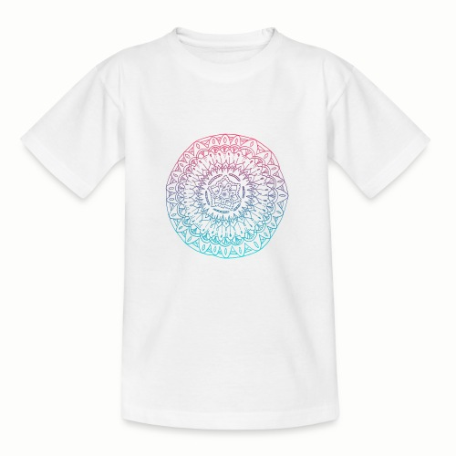 mandala - T-shirt Ado