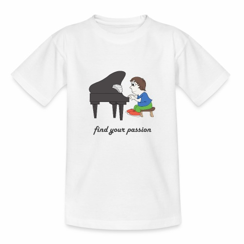 Passion - Koszulka młodzieżowa