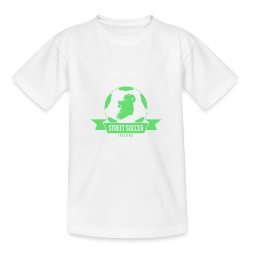 Street Soccer Ireland - Teenage T-Shirt