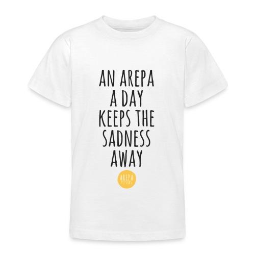 Arepaness - Teenager T-Shirt