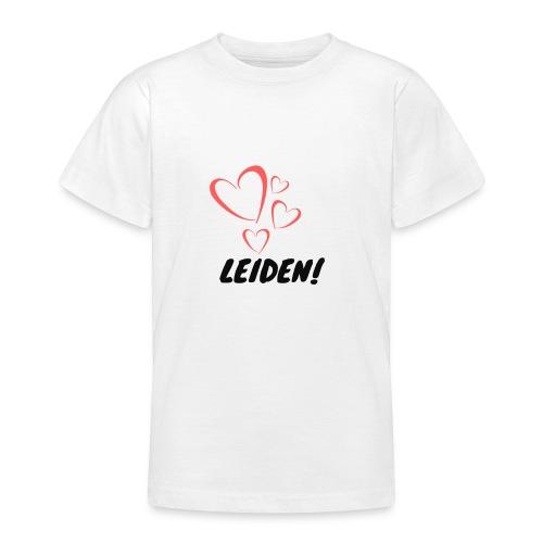 Love Leiden - Teenager T-shirt