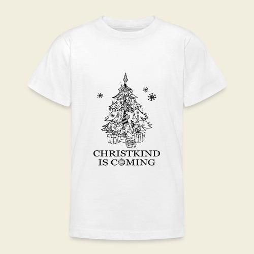 Christkind kommt - Teenager T-Shirt