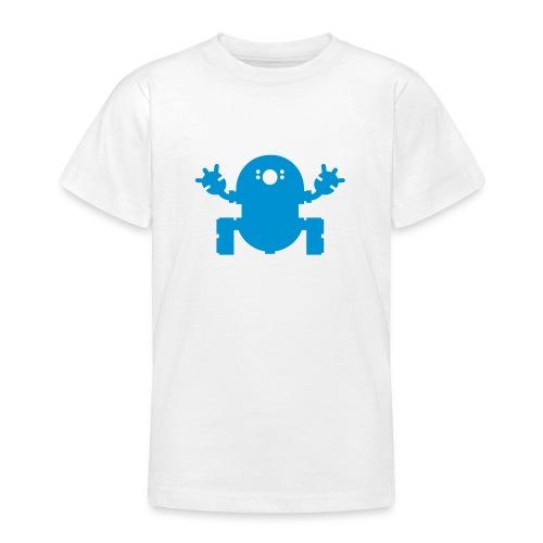 we_want_robots_solo_2 - Teenage T-Shirt