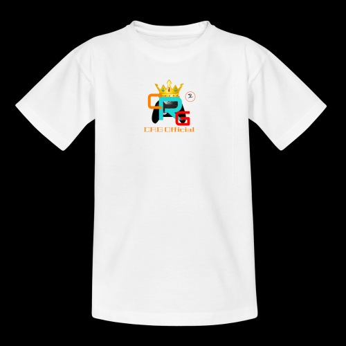 CRG Team Top - Teenage T-Shirt