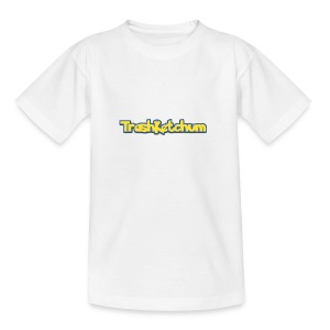 TrashKetchum logo - Teenage T-shirt