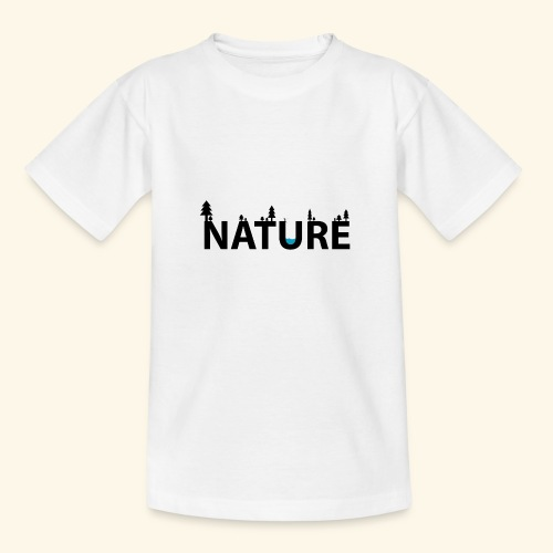 Nature - T-shirt tonåring