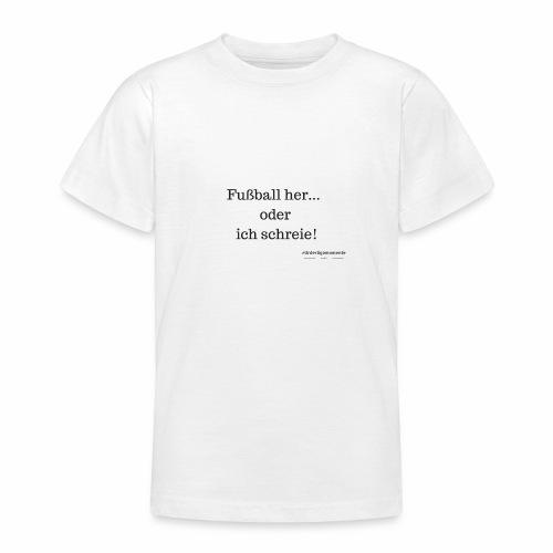 #Unterligamomente - Teenager T-Shirt