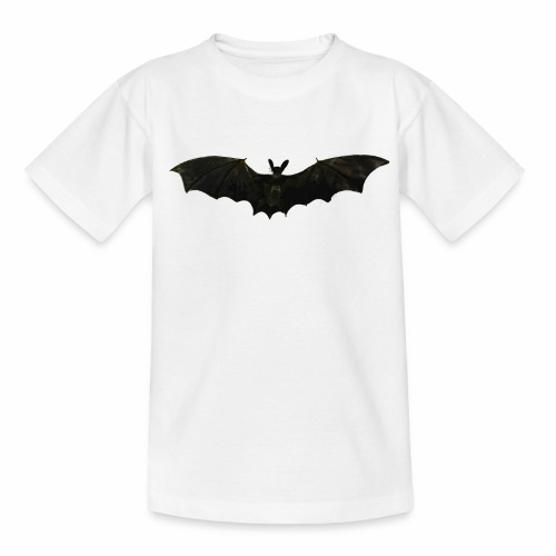 Fliegende Fledermaus - Teenager T-Shirt