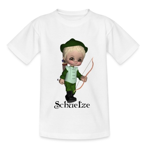 schuetze1 - Teenager T-Shirt