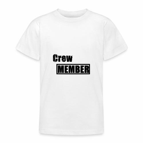 crew member - Teenager T-Shirt