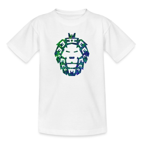 Löwen Kopf - Teenager T-Shirt
